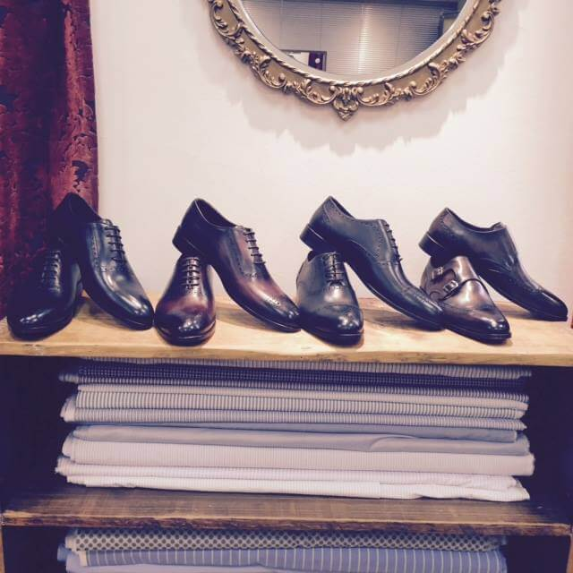 Our range of Genuine leather mens shoes.